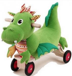 Wonderworld Puffy Dragon Ride-...
