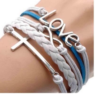 Amazon: Silver Infinite Love,.