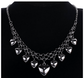 Amazon: Vintage Style Heart De...
