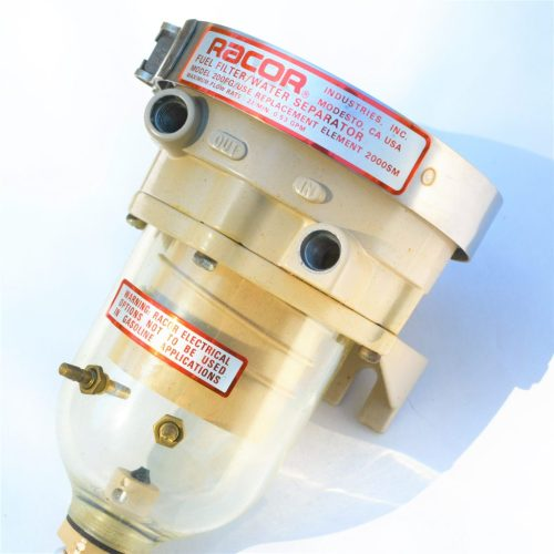 Racor 200FG With Water Detection