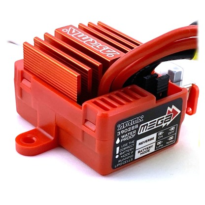 Arrma Typhon V3 4X4 Mega Brushed 12T 2S Electronic Speed Control (ESC) ARA390288
