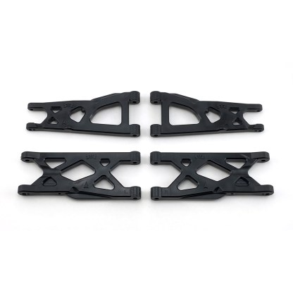Arrma Typhon V3 4X4 3S BLX/Mega F/R Lower Suspension A-Arm Set AR330540/AR330543