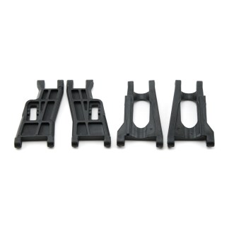 Traxxas Bandit XL-5 Front & Rear Lower Suspension A-Arm Set 2531X/2750R