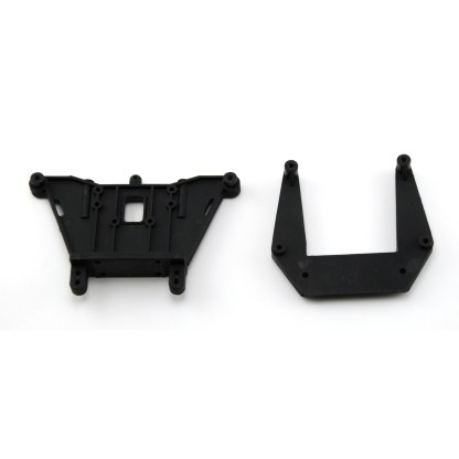 Traxxas Bandit XL-5 Front and Rear Shock Towers Rustler Slash Stampede