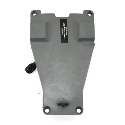 Traxxas Rustler 2WD VXL Steering Bellcranks, Servo Saver, Upper Chassis