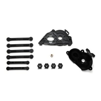Arrma Senton V3 4x4 Mega Links, Motor Mount, Wheel Hex, 17T Pinion Gear