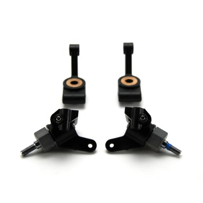 Traxxas Stampede 2WD XL-5 Hubs Wheel Hex Steering Caster Blocks Axle Carriers