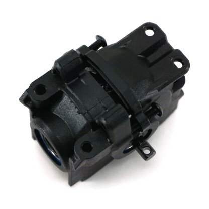 Traxxas Rustler 4X4 VXL Rear Differential Complete Gearbox Assembly