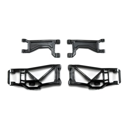 Traxxas 1/10 Maxx Front OR Rear Upper & Lower Suspension A-Arm Set
