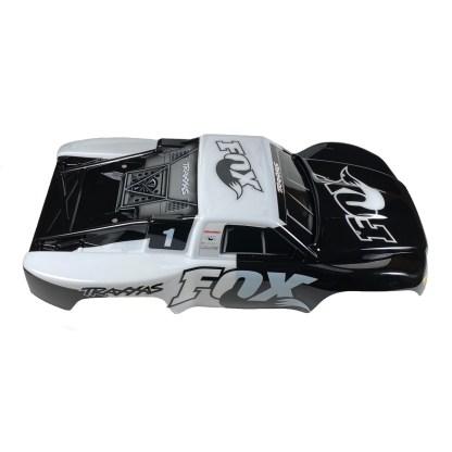 Traxxas Slash 4X4 VXL Fox Edition Body Shell Painted Decals Applied #6849