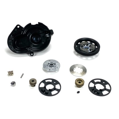 Traxxas Stampede 2WD VXL Slipper Clutch 19-T 25-T Pinion Gear 86-T 48P Spur Gear