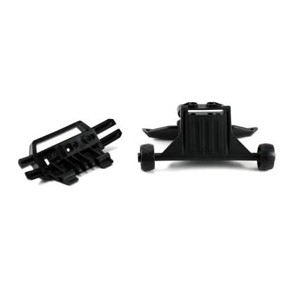 Arrma Granite 4X4 F&R Bumper Set w/ Wheelie Bar 3S BLX Mega