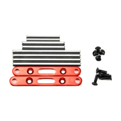 Arrma Big Rock 3S BLX 4X4 V3 Complete Hinge Pin Set w/ Bulkhead Tie Bars Senton