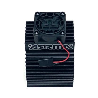Arrma Senton V3 4X4 3S BLX Motor Heatsink & Fan