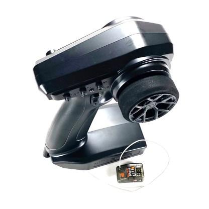 Arrma Typhon 6S BLX Spektrum SLT3 Transmitter SLR315 Receiver 3-ch Radio System