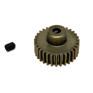 Traxxas 31-T Pinion Gear 48P w/ Set Screw Bandit Rustler Slash Stampede VXL XL-5