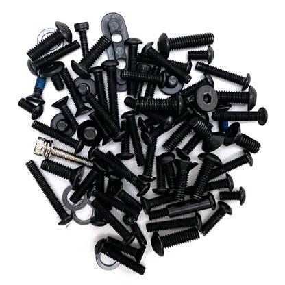 Traxxas Rustler 4X4 VXL Hinge Pins Wheel Nuts Hex Hardware Screws Tools Foam