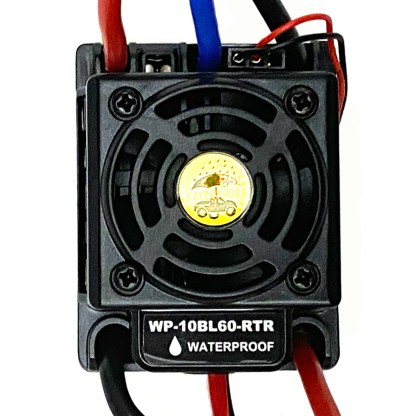 Redcat Racing Volcano EPX PRO ESC Hobbywing 60A Brushless Speed Controller