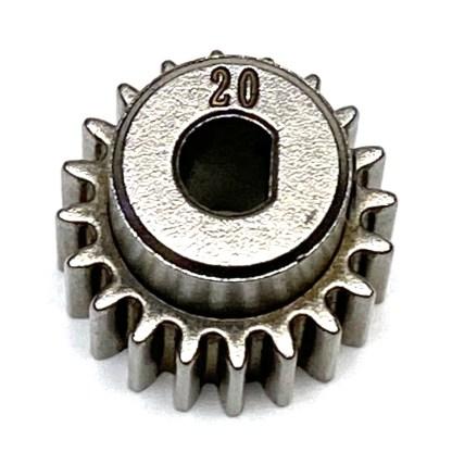 Arrma Vorteks 3S BLX 4X4 V3 20-T Pinion Gear 0.8MOD SAFE-D5 ARA311003