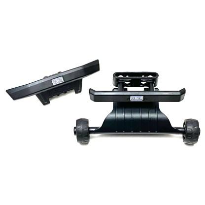 Arrma Vorteks 3S BLX 4X4 V3 F&R Bumper Set Wheelie Bar