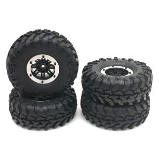 Redcat Racing Everest Gen7 Pro Wheels & Tires Pre-Mounted 13812
