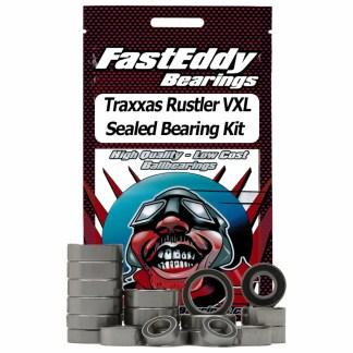 Traxxas Rustler VXL FastEddy Sealed Bearing Kit (19 pcs) (TFE702)