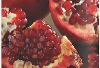 Pomegranate seed red 125g (India)
