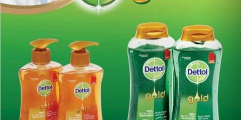 Dettol Gold Discount Offer