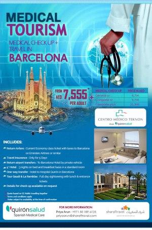 Medical Tourism Barcelona