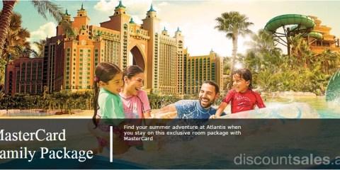 ATLANTIS MasterCard Family Package