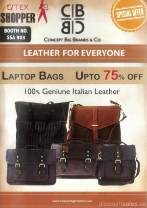 Leather Laptop Bag Special Offer