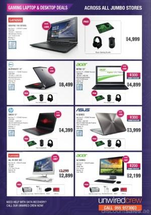 Gaming Laptop & Desktop Deals