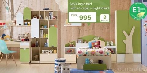 United Furniture 2 pcs. Set Bed Special Offer
