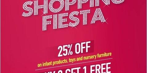 Babyshop Buy 2 Get 1 FREE Offer