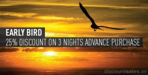 CityMAX Hotels Early Bird Offers