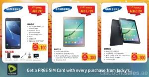 FREE Etisalat Sim Card
