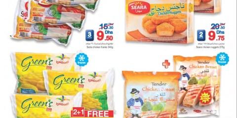 Frozen Foods Exclusive Offer