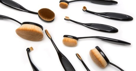 10-Piece Make-Up Brush Set