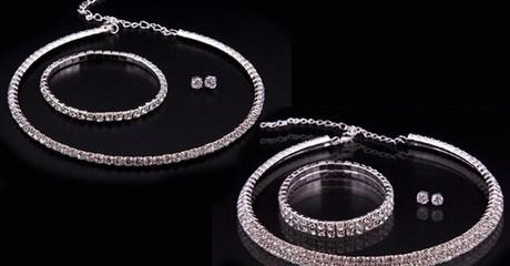 SWAROVSKI ELEMENTS Jewellery Set