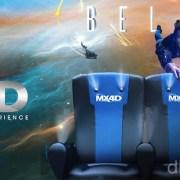 Reel Cinemas MX4D Movie Experience