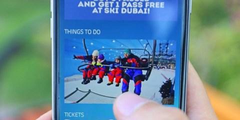 Ski Dubai Special Offer