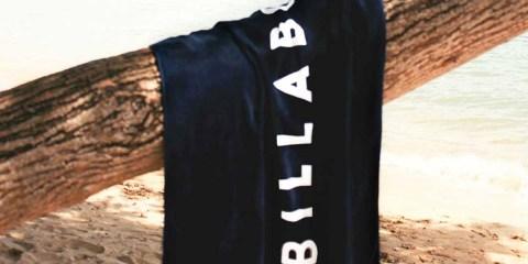 Exclusive Billabong towel Promo