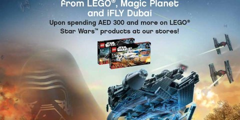 LEGO Star Wars Products Exciting Giveaways Offer