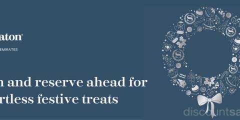 Festive Treats Offer