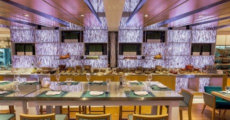 Hilton Theme Night Buffet