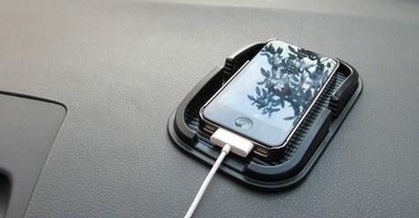 Anti-Slip Gadget Dashboard Holder