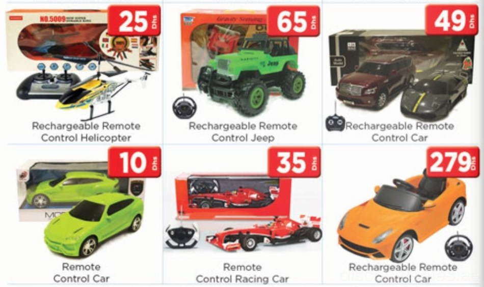 Assorted Kids Toys Offer