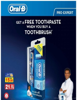 Oral-B Product Special Offer