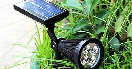 Solar Waterproof Lighting