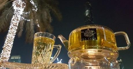 100 AED Toward Tea Products